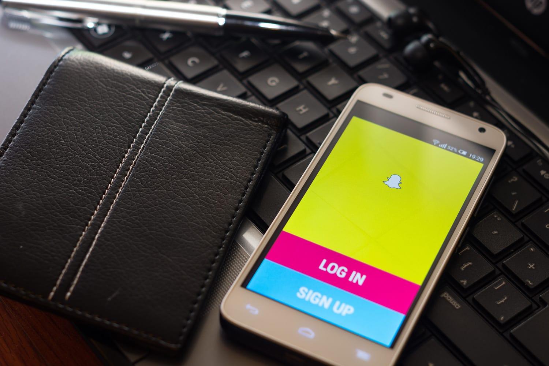 Snapchat'te E-Ticaret Devri