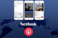 Facebook Canlı Yayın Yapacak