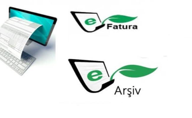 E-Arşiv ve E-Fatura