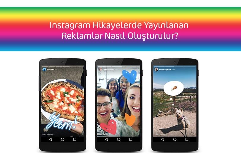 Instagram Hikayelerdeki Reklamlar