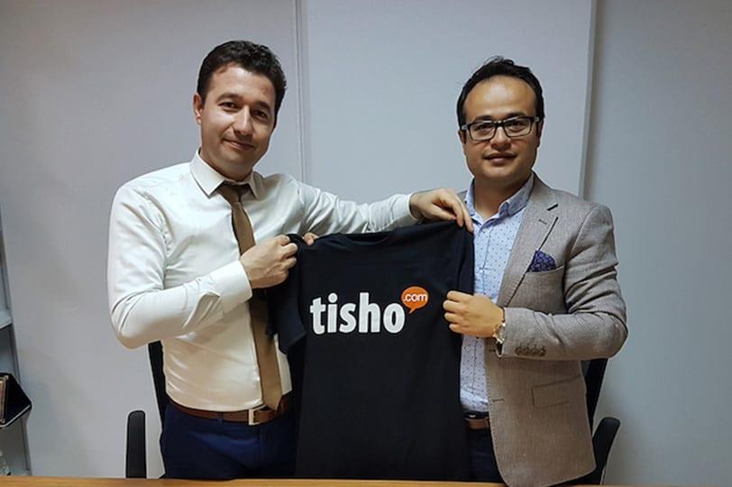 Türkiye' nin İlk Online Pazarı Tisho Satıldı