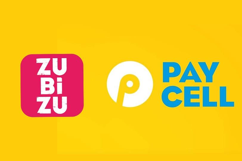 Zubizu, Paycelle' le Mobil Ödeme Özelliğini