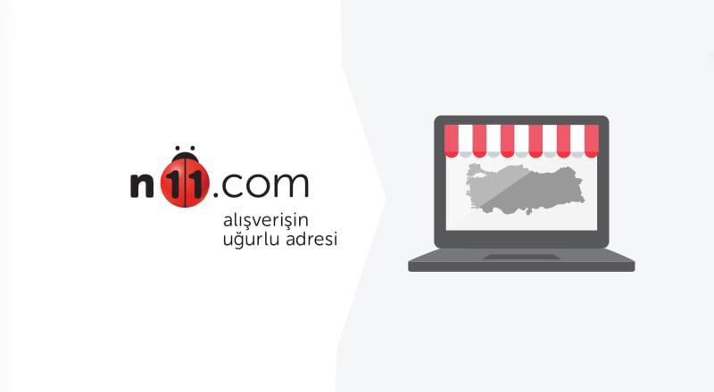 Türkiye Alışverişin Uğurlu Adresi: n11.com