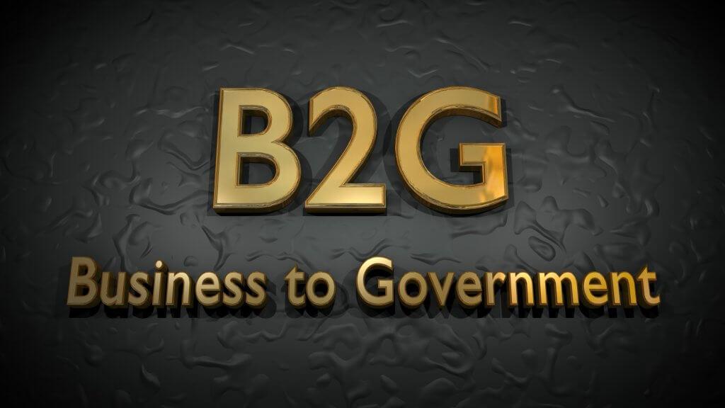 İşletmeden Devlete E-Ticaret -B2G