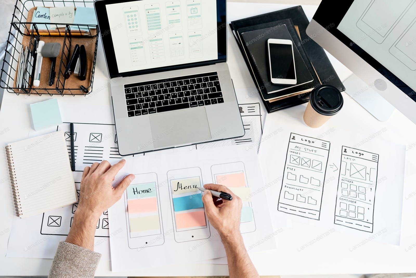 E-Ticaret İçerik Ve Tasarım Planlaması