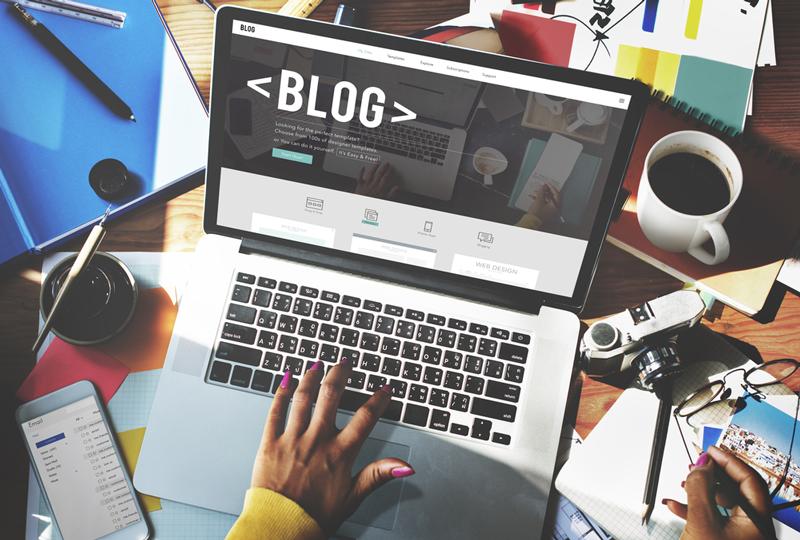 E-Ticaret Blog Sayfaları
